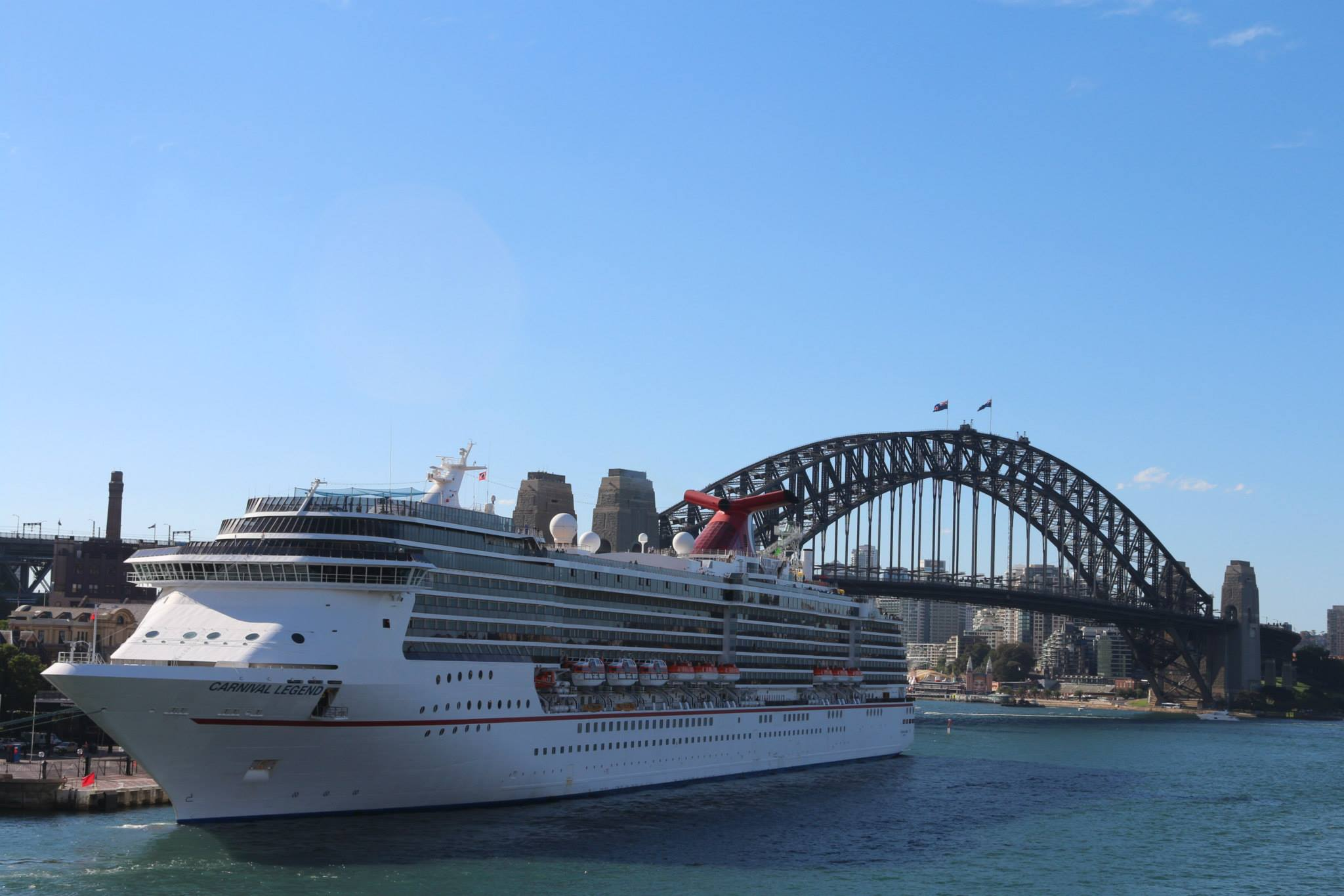CARNIVAL CRUISE LINE NEW WIFI SOCIAL MEDIA PLANS THE REACTION BY - Is there wifi on cruise ships