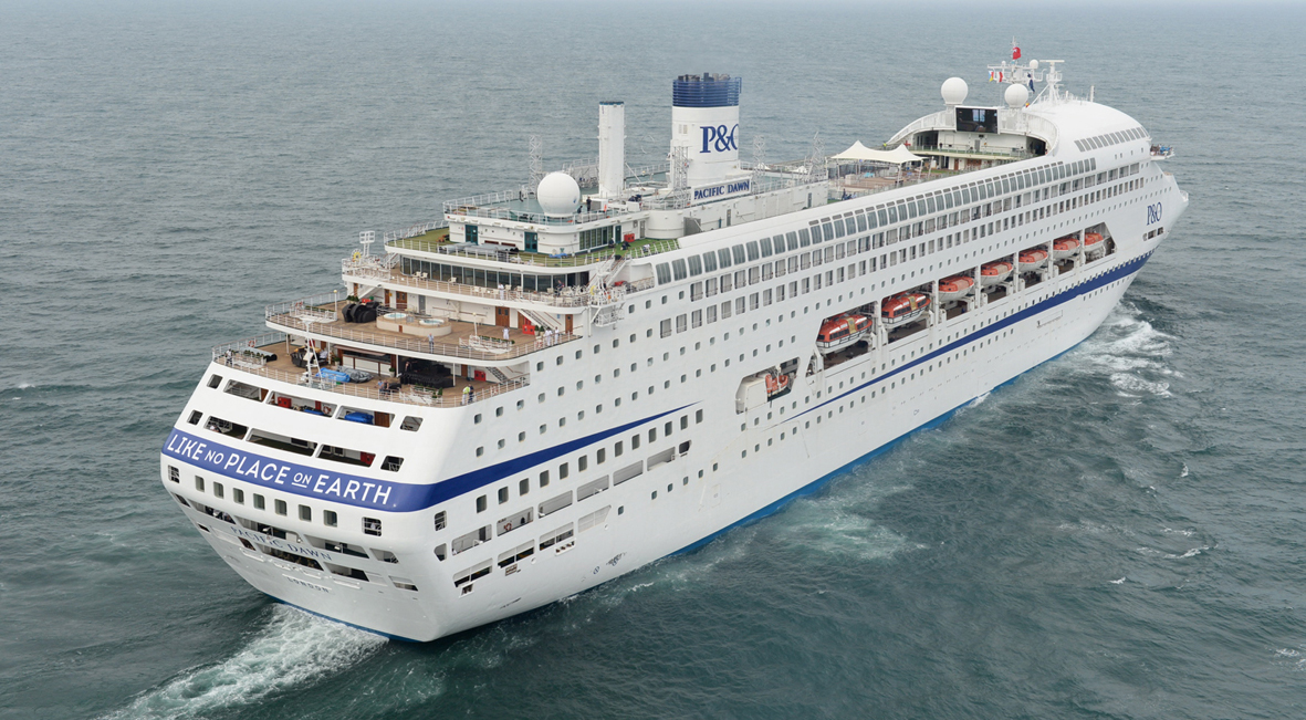 NEW DAWN FOR PO CRUISES AS SUPERLINER STARTS CRUISE REVOLOUTION - Cruise ship dawn